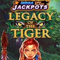 Zelda legacy of the tiger slot offers fiery jackpot prizes jackpot mania